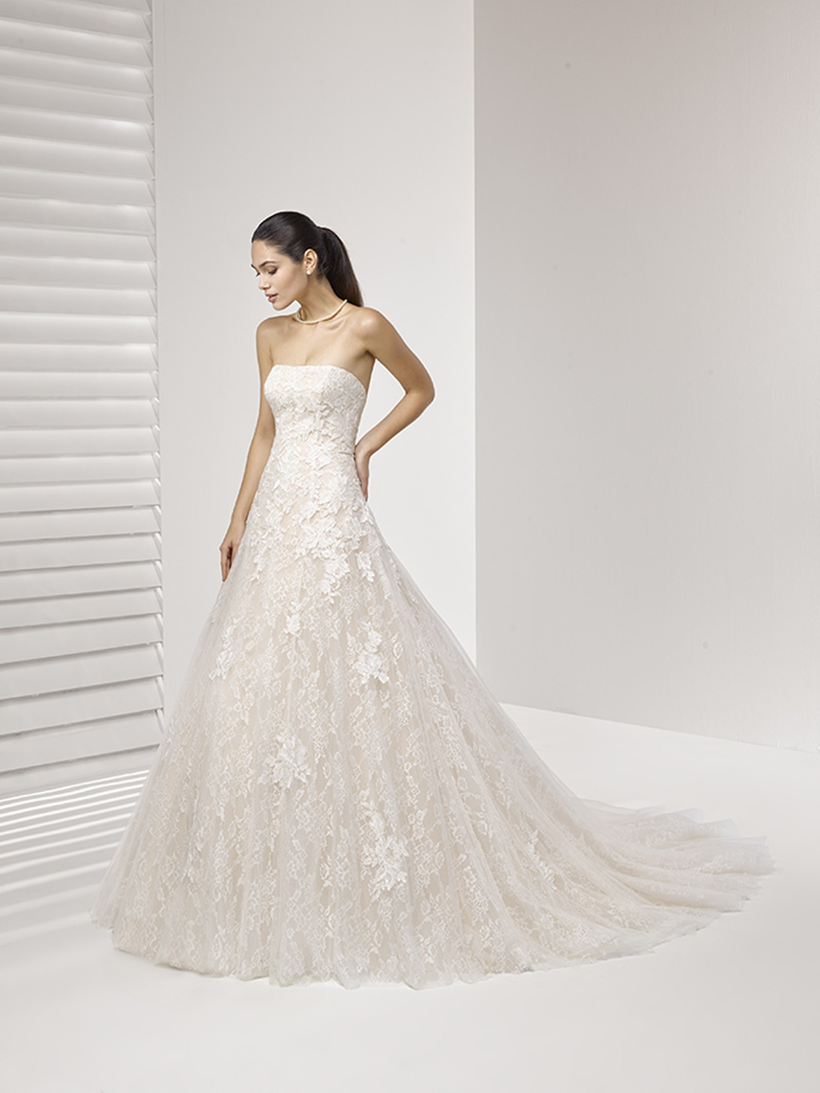 new products 6659d 7607a Abito Sposa AXEL · Rosa Clarà 2018 · Temptation's Gallery