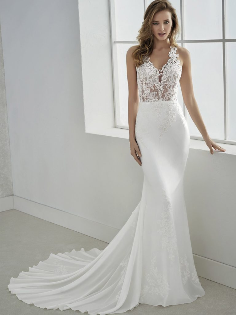 White One Pronovias Modello Sirena FILIPINAS