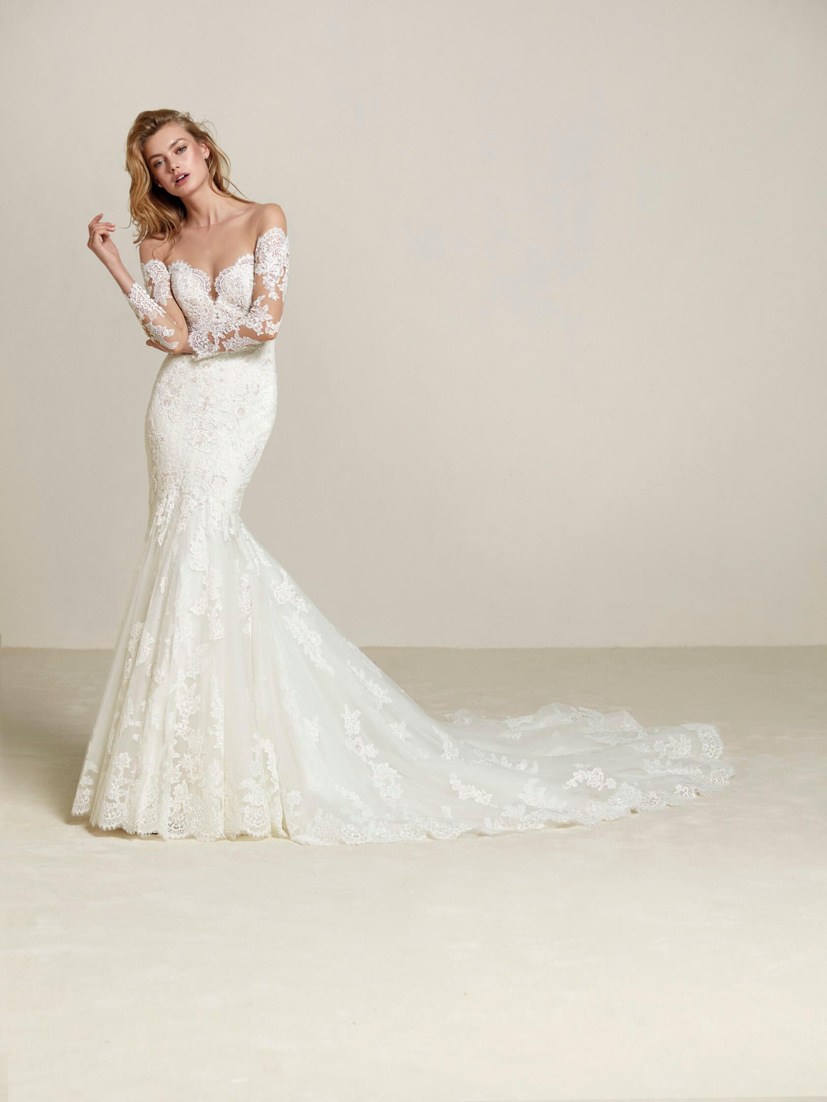 43543278f909 Abito Sposa DRILIA · Pronovias 2018 · Temptation s Gallery