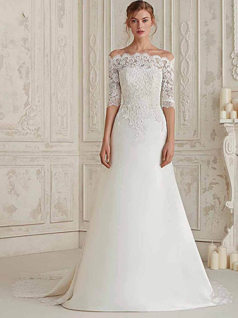 ELINE WHITE ONE PRONOVIAS