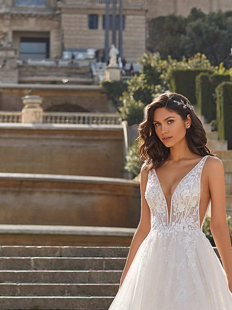 LILLIAN- – PRONOVIAS PRIVE