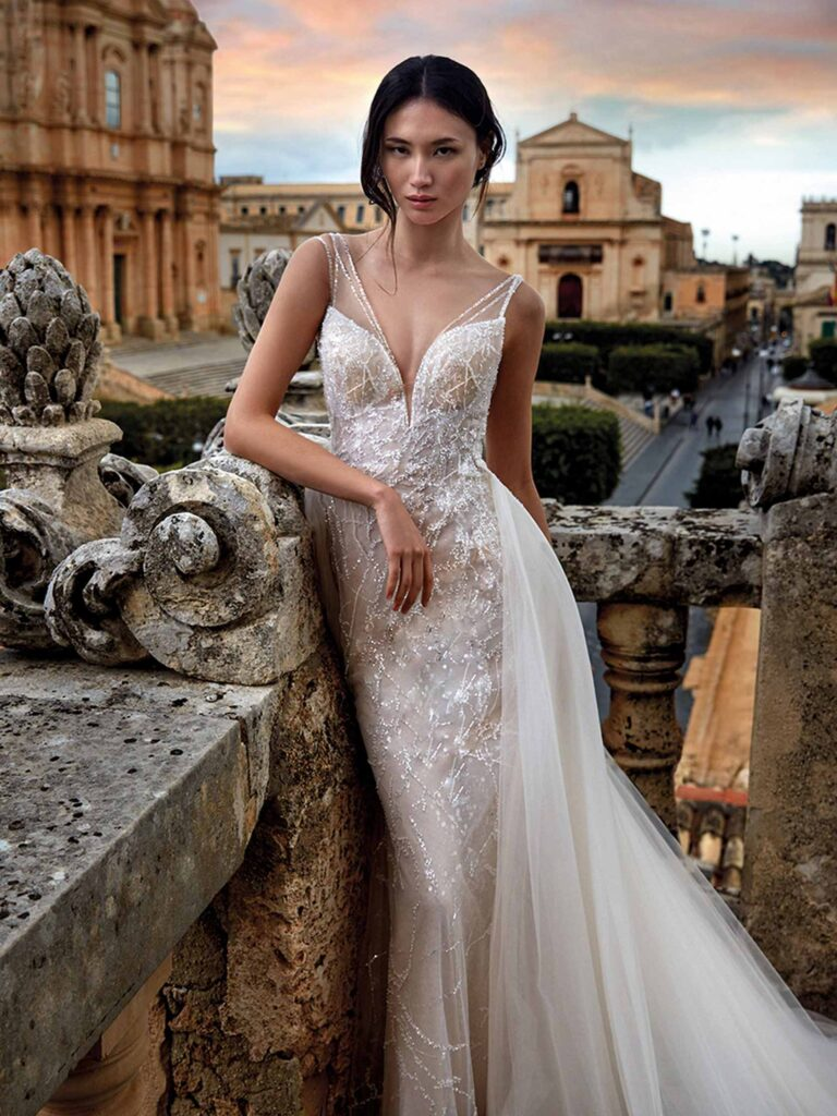 NC12102 From Italy to NICOLE COUTURE
