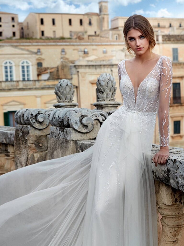 NC12104 From Italy to NICOLE COUTURE