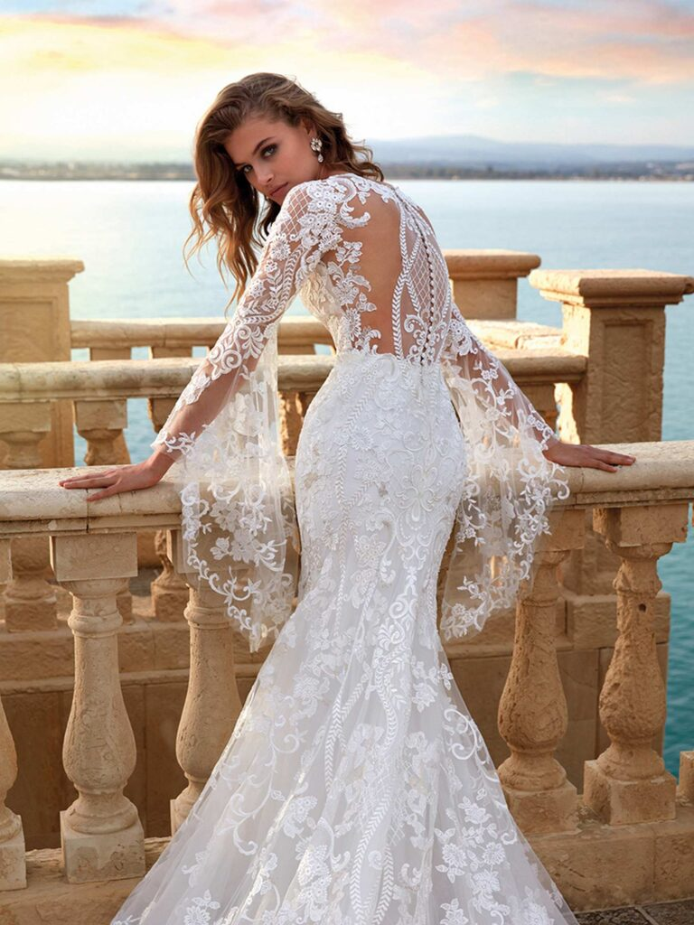 NC12116 From Italy to NICOLE COUTURE
