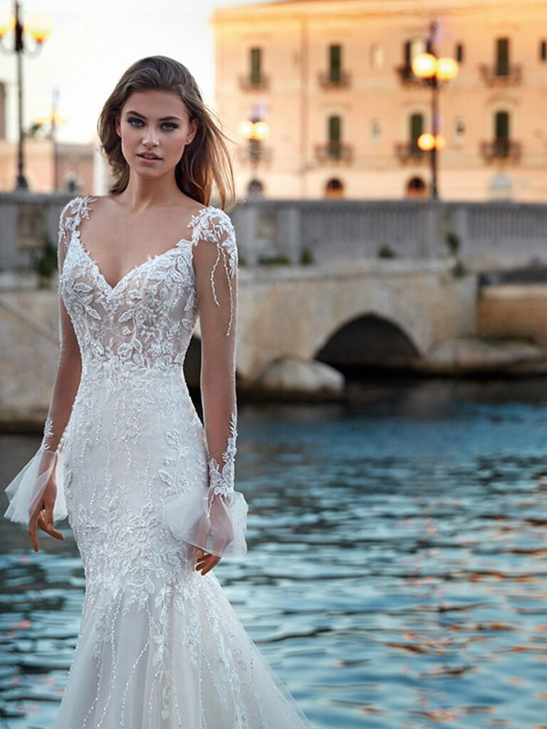 NC12120 From Italy to NICOLE COUTURE