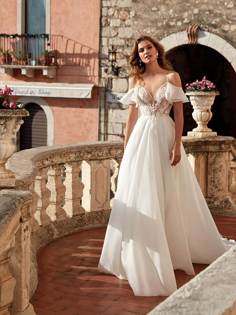 NC12135 From Italy to NICOLE COUTURE