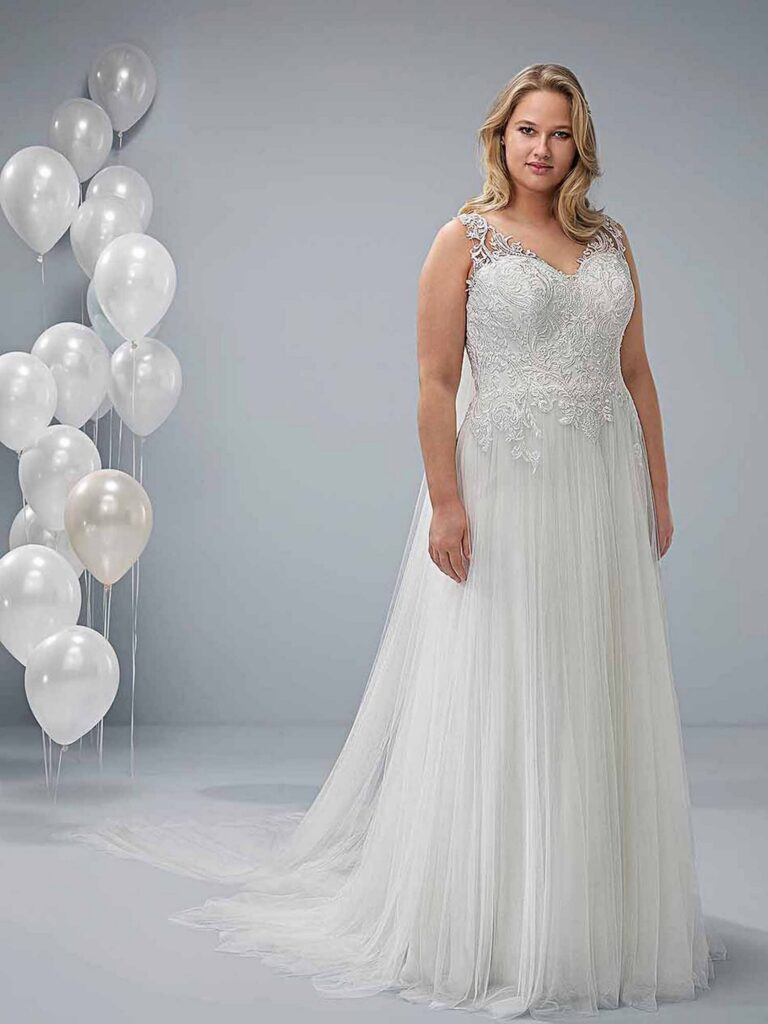 OCAL PLUS WHITE ONE PRONOVIAS