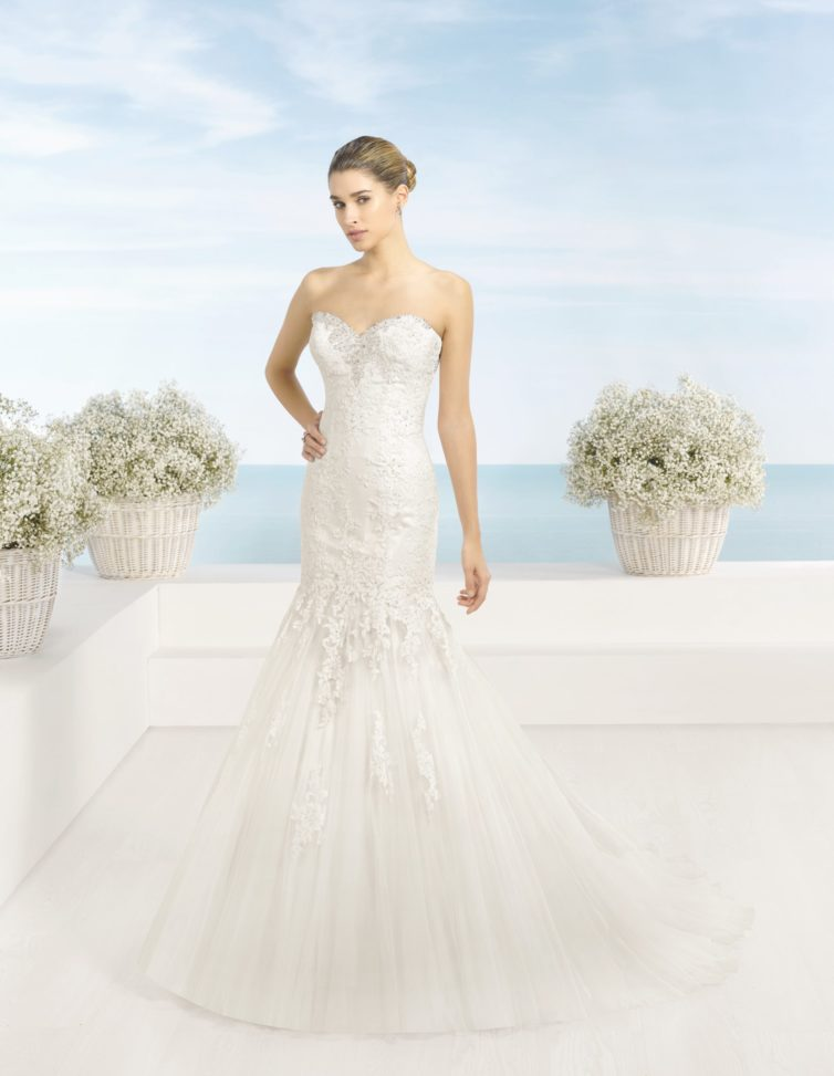 Abito da Sposa Outlet TESEO Outlet