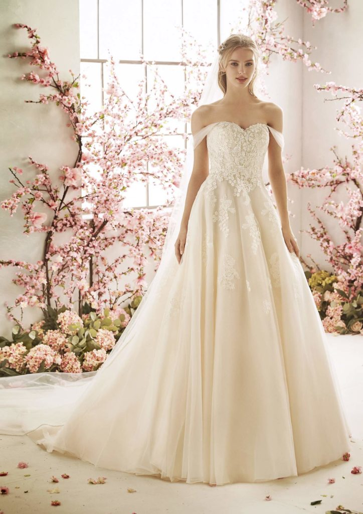 La Sposa SUNFLOWER