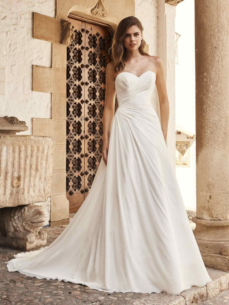 zoe WHITE ONE PRONOVIAS